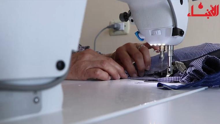 مشغل خياطة في راشيا لتأمين فرص عمل للسيدات