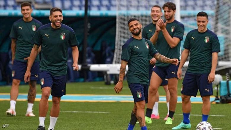 """إيطاليا تحاول نسيان """"نكسة 2018"""" أمام دفاع تركيا الصلب"""