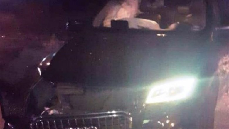 4 جرحى في حادث سير على طريق عام فيطرون