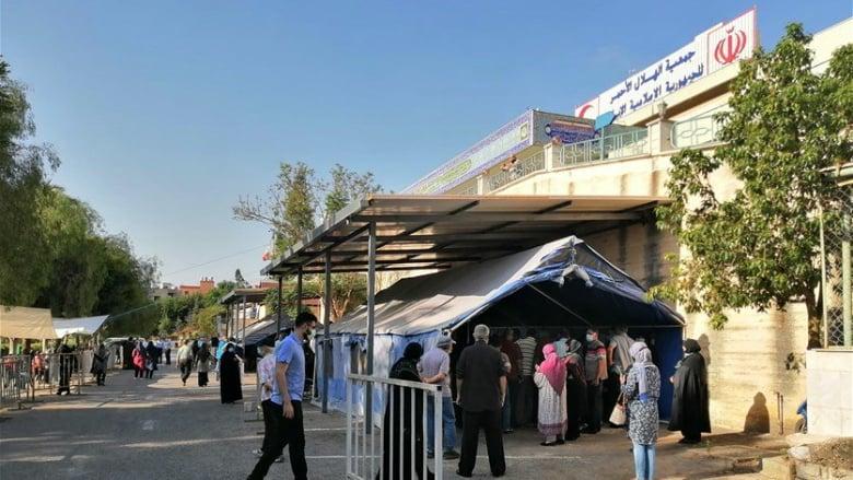 """إنطلاق الماراتون الثالث للتلقيح بـ""""فايزر"""" في كل المحافضات اللبنانية"""