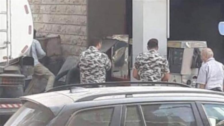 دوريات لمعلومات الأمن العام على محطات المحروقات في الضنية