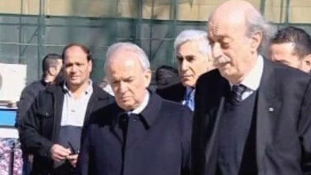 جنبلاط: كانت رسالة من السوري والتحذير الأول لي وللائحة الشرف التي رفضت التمديد