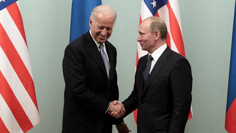 لقاء بايدن - بوتين المُنتظر.. ملفات ساخنة في جنيف