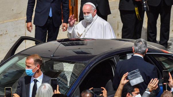 الفاتيكان أوصى بايدن بلبنان