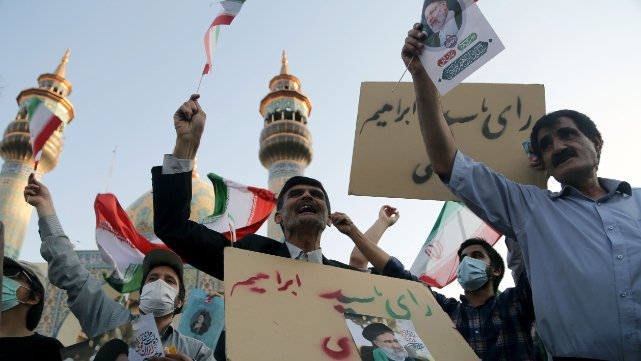 Iran Moves Toward a One-Party State
