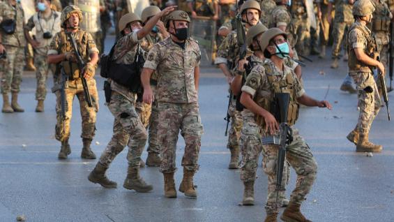 """نصرالله يدعم الجيش تحسباً للفلتان وتصدياً لـ""""الفيدراليات"""""""