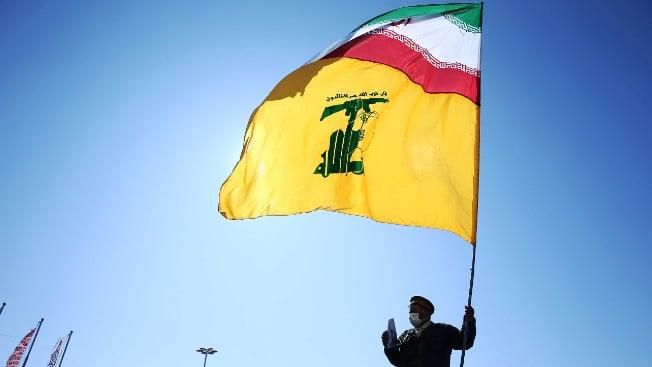 ملاكمة اميركية - ايرانية على الشاطئ اللبناني