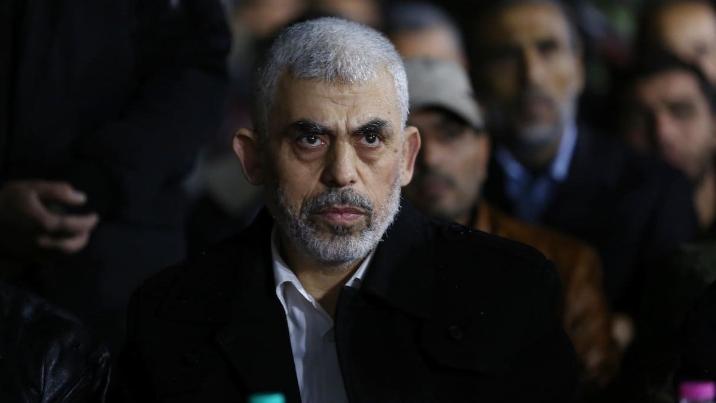 السنوار: إذا عادت المعركة مع الاحتلال فستتغير صورة الشرق الأوسط