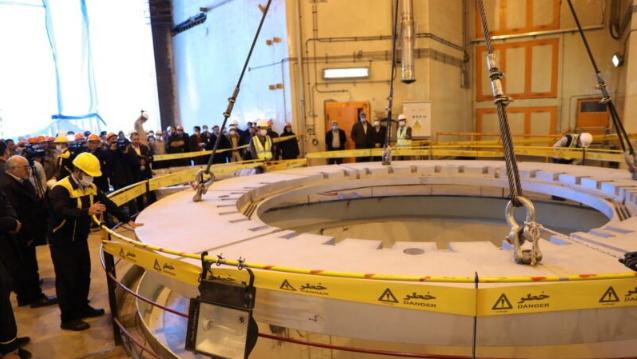 واشنطن تطالب الوكالة الدولية للطاقة الذرية باستمرار مراقبة أنشطة إيران