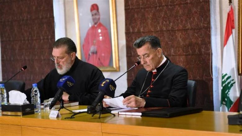 البطريرك الراعي: لا نستطيع أن نقف مكتوفي الأيدي إزاء المظالم السياسية والمعيشية