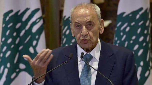 بري شكر العراق على تزويد لبنان بمليون طن من النفط