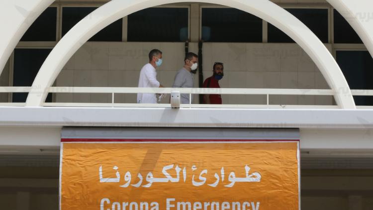 """4 حالات حرجة... إليكم جديد """"كورونا"""" في مستشفى الحريري"""