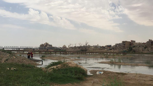 أزمة المياه في العراق تتفاقم.. تلويح باللجوء إلى المحافل الدولية