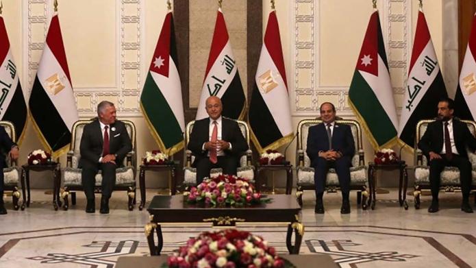 هل تكون قمة بغداد الثلاثية نقطة إنطلاق لاندفاعة عربية جديدة؟