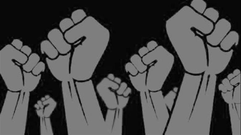اعتصام لأهالي منطقة الفيلات في صيدا احتجاجاً على انقطاع الكهرباء