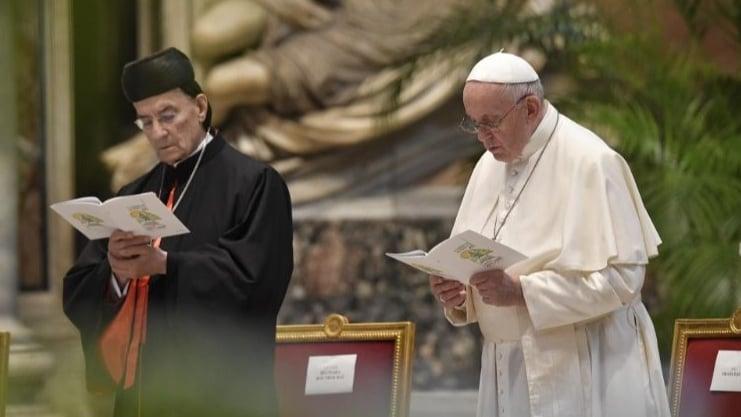 ضغط دولي لمنع الارتطام الكبير... والراعي يستكمل لقاء الفاتيكان ويتجه عربياً!