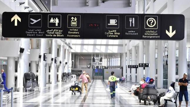"""98 حالة """"كورونا"""" إيجابية على متن رحلات إضافية وصلت إلى بيروت"""