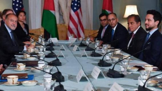 بلينكن: الأردن شريك في السلام والاستقرار بالمنطقة