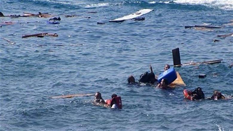 الهلال الأحمر: وفاة 17 مهاجرا على الأقل بعد غرق قارب قبالة تونس