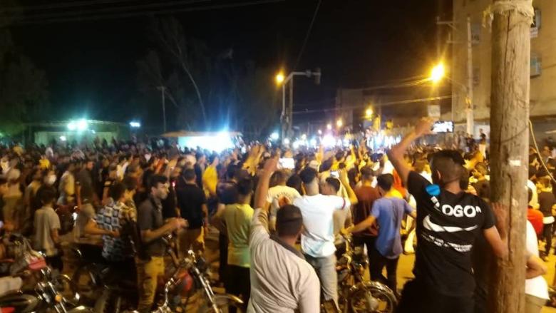 """احتجاجات الأهواز تدخل يومها العاشر... و""""الحرس الثوري"""" يتحرك"""