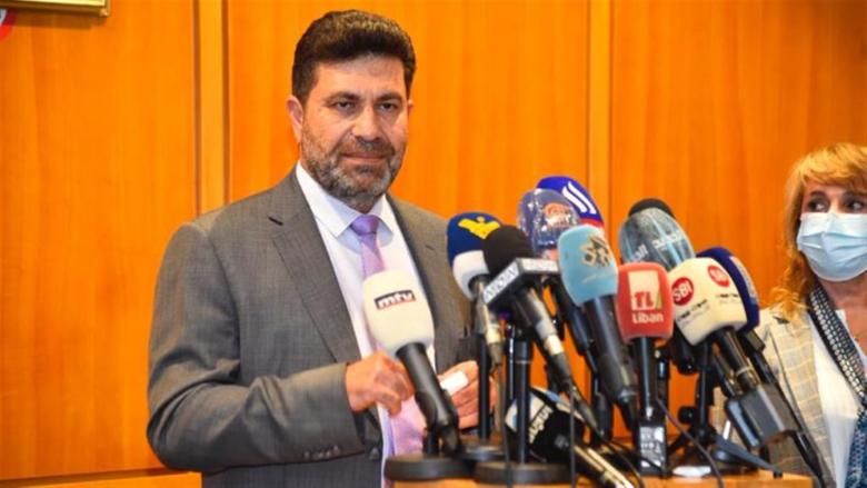 وزير الطاقة: الإتفاقية مع الحكومة العراقية تشمل إستيراد مليون طن من الفيول لصالح كهرباء لبنان