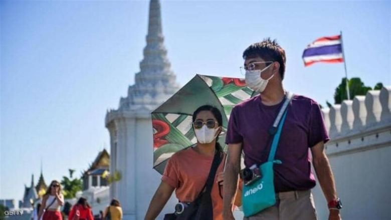 تايلاند تسجّل رقما قياسياً في الإصابات اليومية بكورونا