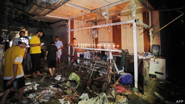 إحباط هجمات إرهابية في العراق