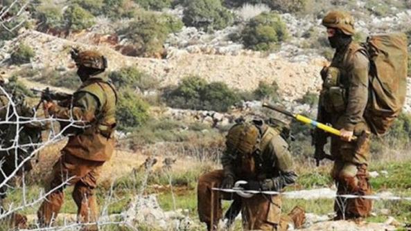 جيش العدو الإسرائيلي أطلق النار في الهواء لترهيب أحد رعاة الماشية في خراج بلدة شبعا