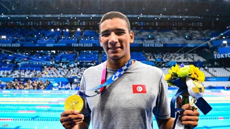 أول ميدالية ذهبية عربية في طوكيو.. وإنجاز غير مسبوق