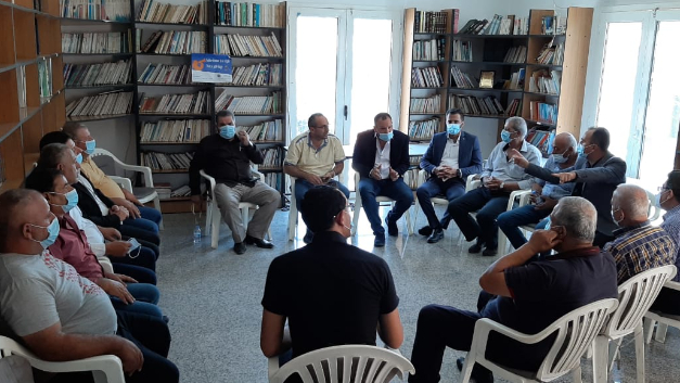 إجتماع في مركز إتحاد بلديات جبل الشيخ في راشيا دعا الى الإبتعاد عن أي أفعال تسيء الى النسيج الإجتماعي