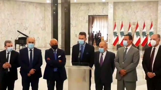 النائب جنبلاط: سمّينا ميقاتي.. ولتقديم التسهيلات لتشكيل حكومة انقاذ