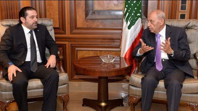 """الحريري تواصل مع بري: لقاء فور عودته.. و""""حرب نفسيّة"""""""