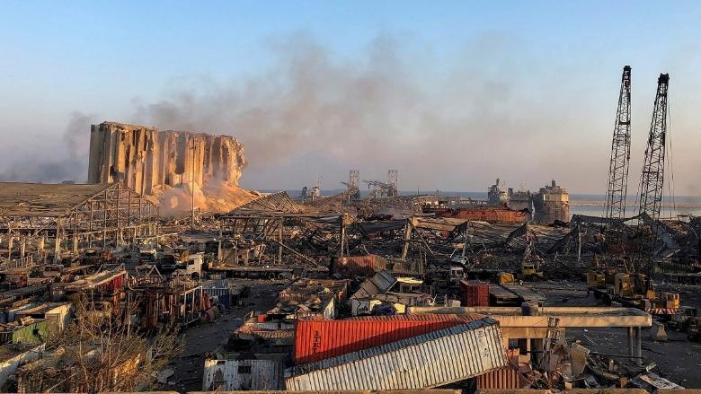 تقرير جديد للـFBI.. وحقائق جديدة عن انفجار المرفأ