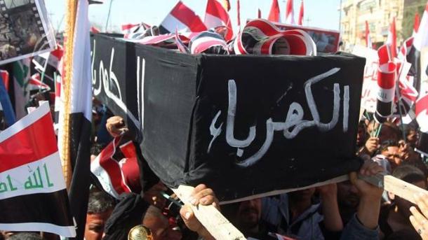 """كيف للعراق الذي """"يعرج"""" من الكهرباء أن """"يسند"""" لبنان """"المكرسح""""!"""