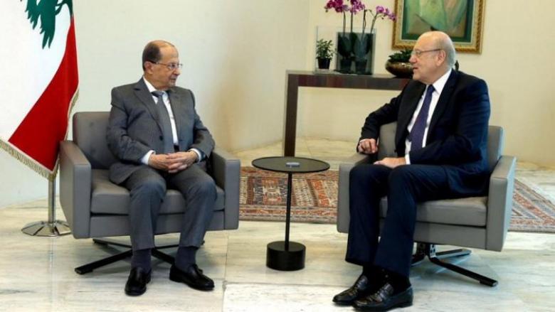 فرصة أخيرة لإنقاذ لبنان قبل فوات الأوان... ماذا يجري بين عون وميقاتي؟