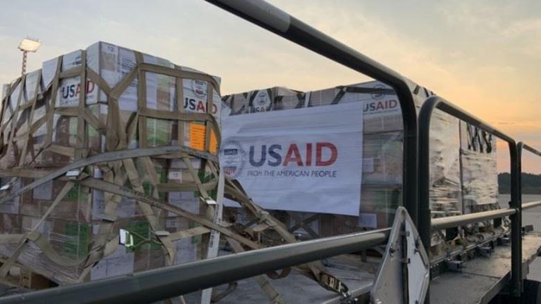 الولايات المتحدة توفر حوالى 100 مليون دولار من المساعدات الإنسانية الإضافية للبنان