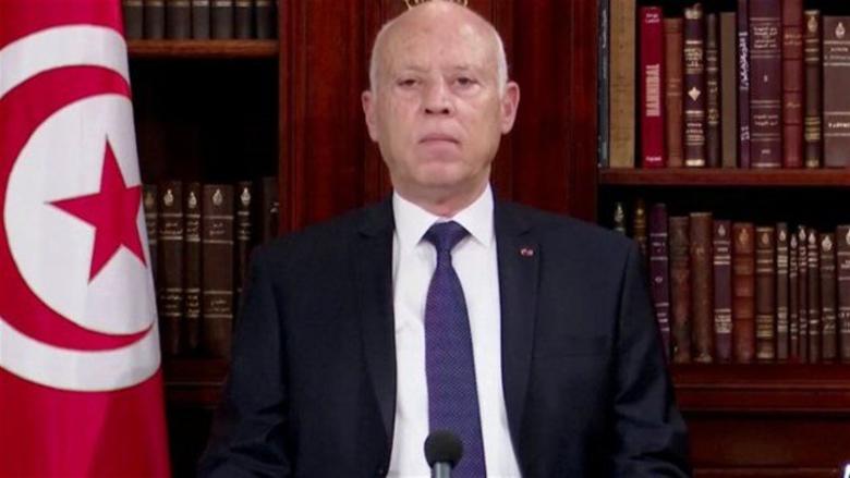 الرئيس التونسي يستقبل وفداً أميركياً حاملاً رسالة من بايدن