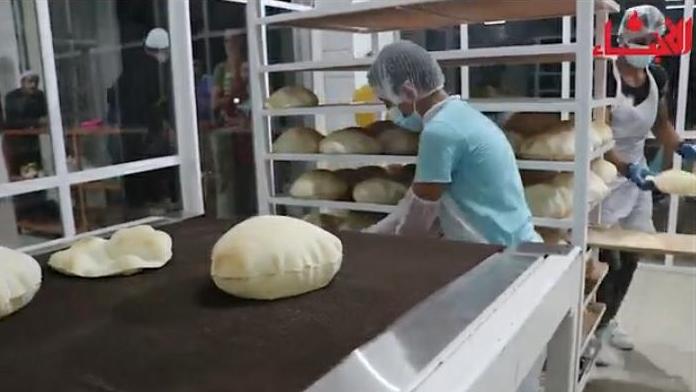 مخبزٌ خيري في بيصور.. مبادرة للاستجابة إلى الأزمة