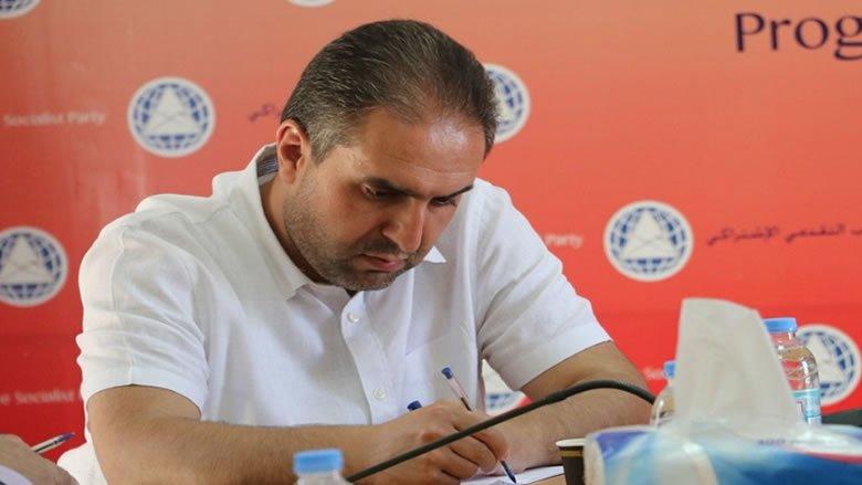 ناصر: لحل اشكال خلدة عبر مؤسسات الدولة