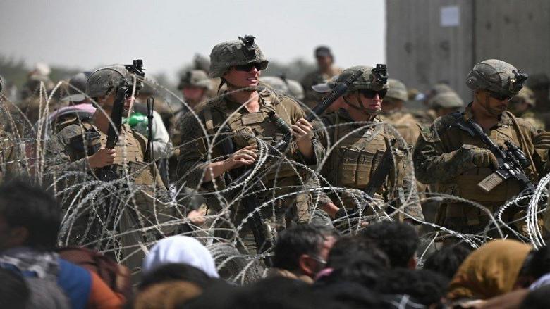 5800 جندي أميركي في كابول للمساعدة في عمليات الإجلاء