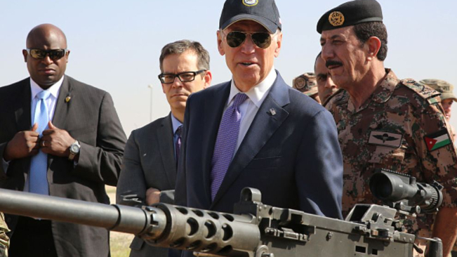 Biden Can Leave Afghanistan But Not the Middle East