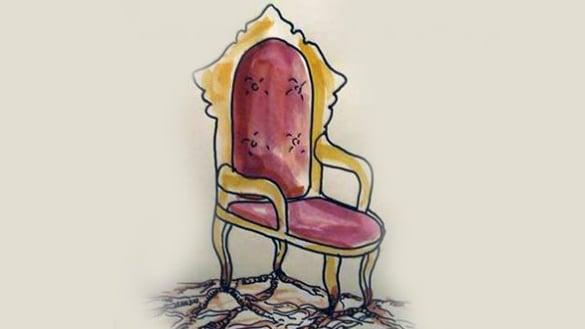 الحكام والكراسي