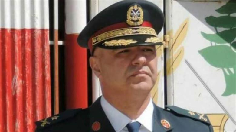 قائد الجيش في ذكرى 4 آب: عسى أن تكون دماء الشهداء حافزًا لتحقيق العدالة