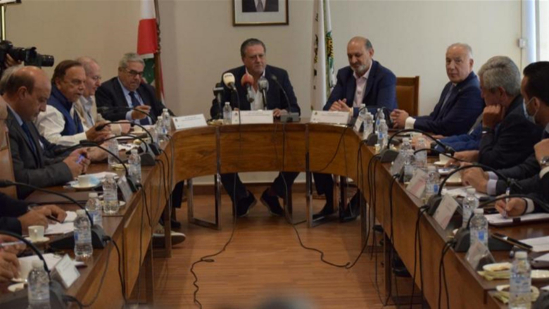 إجتماع للهيئات الإقتصادية: للإسراع في تشكيل حكومة