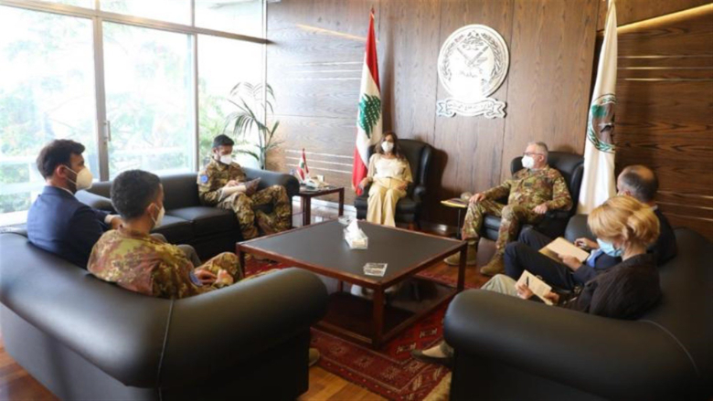 عكر تابعت موضوع الدعم والمساعدات الأوروبيّة للبنان