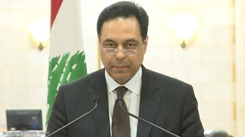 دياب تلقّى اتصالين من عون وميقاتي: الأزمة عميقة جداً وتحتاج إلى تضافر جهود كل المخلصين