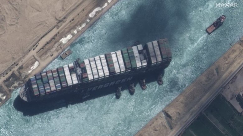 Dead in the water: Northwest Passage will replace Suez as world's transport route
