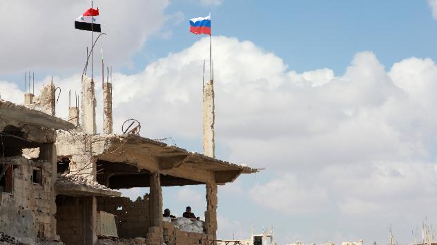 النظام السوري يفرض مبلغا ماليا وشروطا أخرى على أهالي درعا