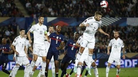 تصفيات مونديال 2022.. فرنسا تسقط في مكمن البوسنة
