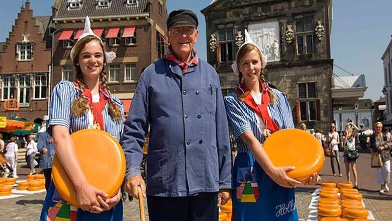 الهولنديون أطول شعوب العالم